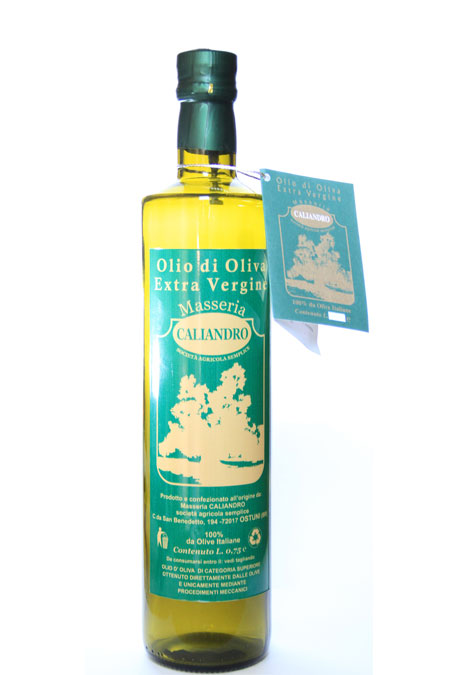 Apulian Extra Virgin Olive Oil